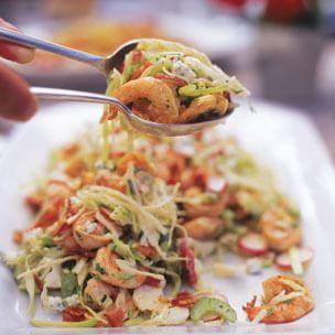 celery slaw shrimp